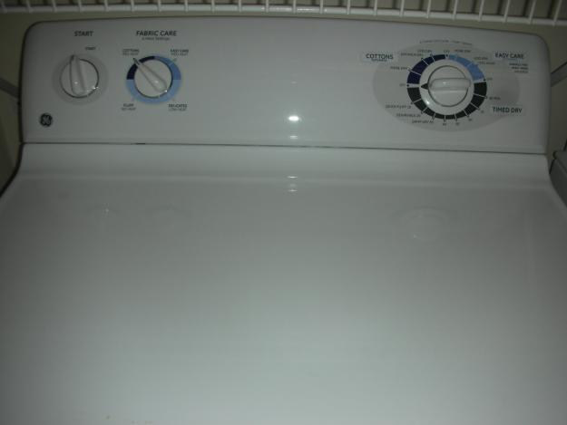 A Ge Washer And Dryer Combo For Your House